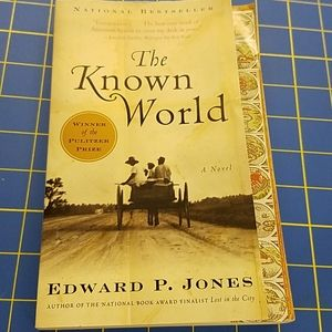 The Known World by Edward P Jones Book